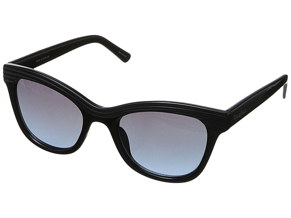 Cole Haan - Wayfarer C 6105 (Black) Fashion Sunglasses