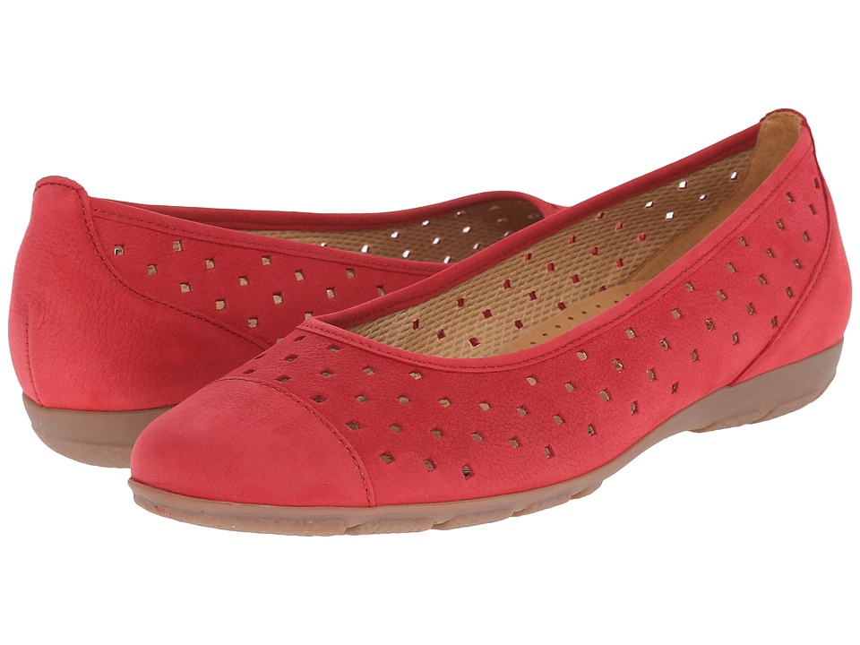 Gabor - Gabor 4.4169 (Red 2) Women's Shoes