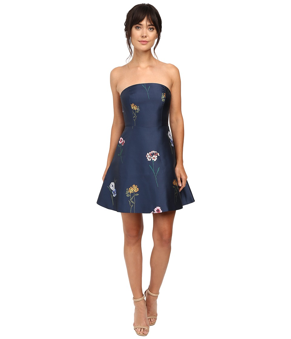 KEEPSAKE THE LABEL - After Glow Dress (Floral Garden Print) Women's Dress