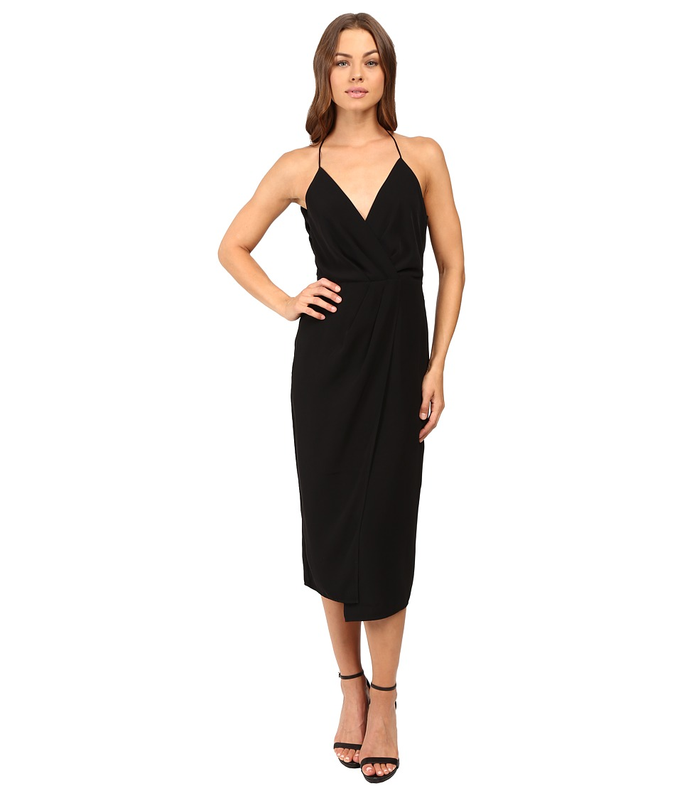 KEEPSAKE THE LABEL - Rescue Me Dress (Black) Women's Dress