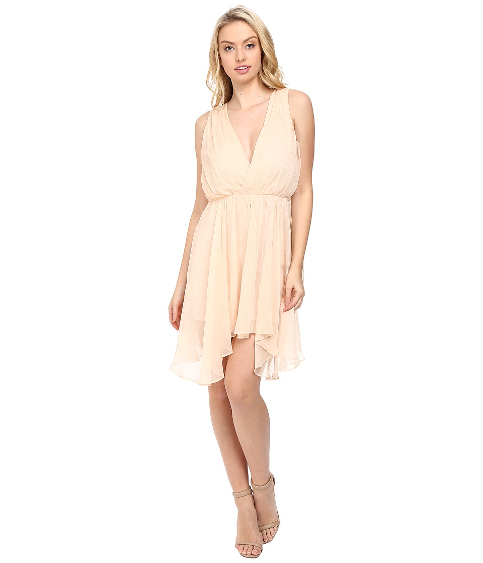 KEEPSAKE THE LABEL - All Rise Mini Dress (Biscuit) Women's Dress
