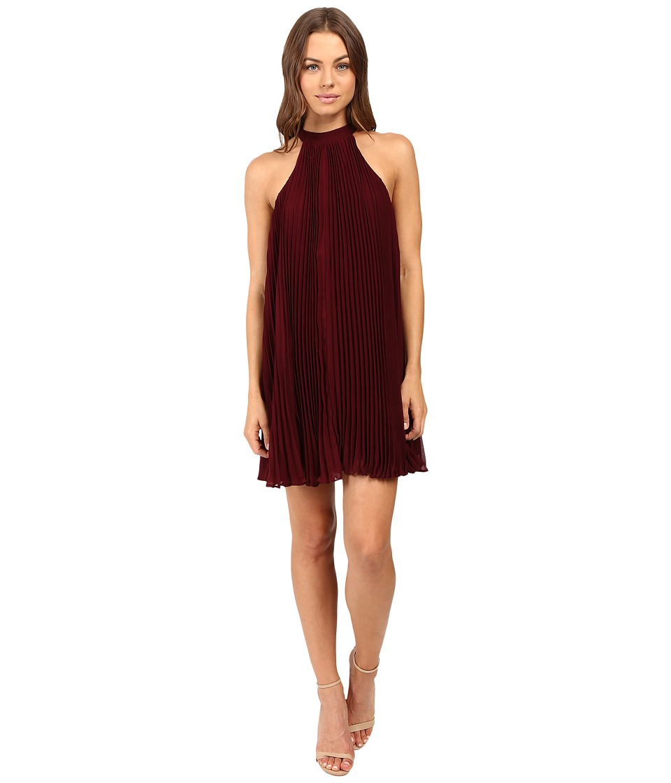 KEEPSAKE THE LABEL - Clarity Mini Dress (Fig) Women's Dress