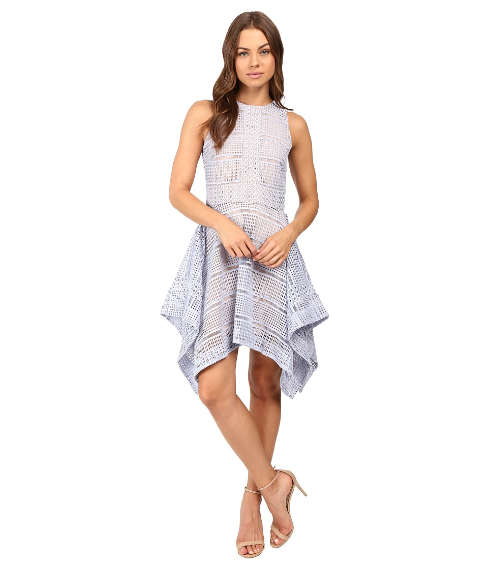 KEEPSAKE THE LABEL - Sweet Nothing Dress (Pastel Blue) Women's Dress