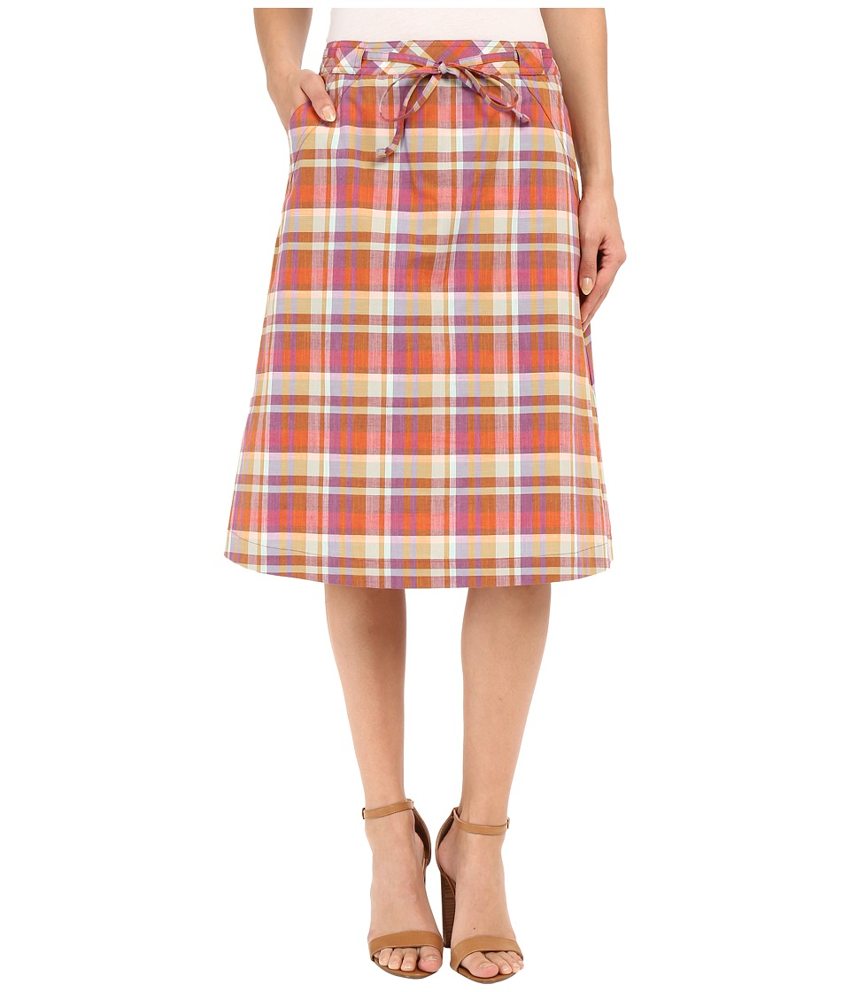Pendleton - Alice Skirt (Multi Plaid) Women