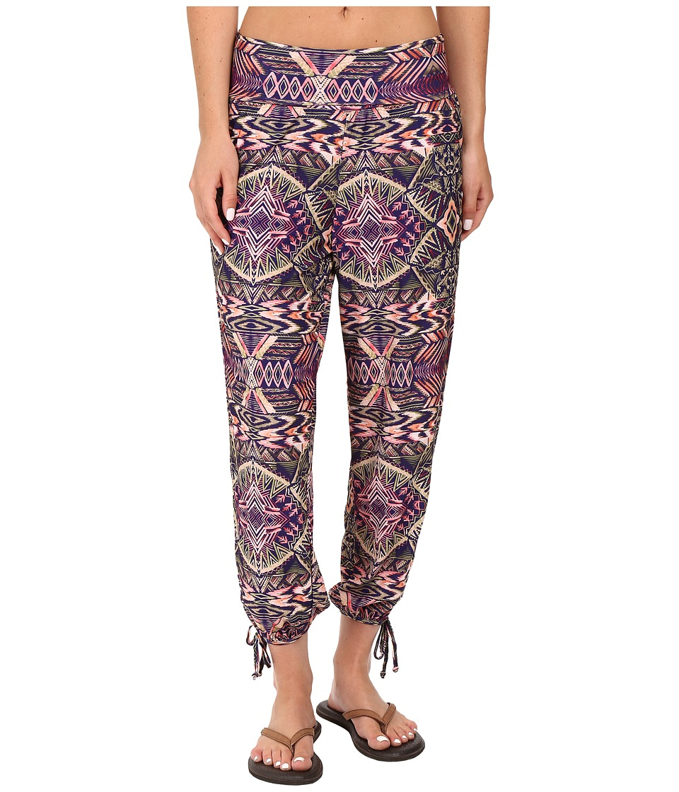Onzie - Gypsy Pants (Tropical Rainforest) Women's Casual Pants