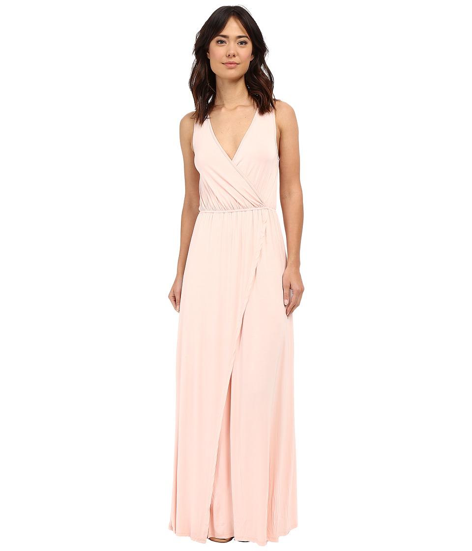 Culture Phit Jain Maxi Dress (Light Pink) Women