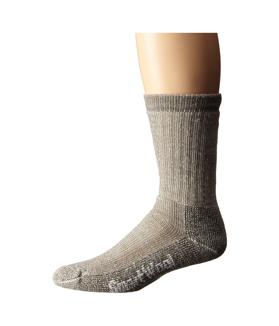 Smartwool - Trekking Heavy Crew (Taupe) Crew Cut Socks Shoes