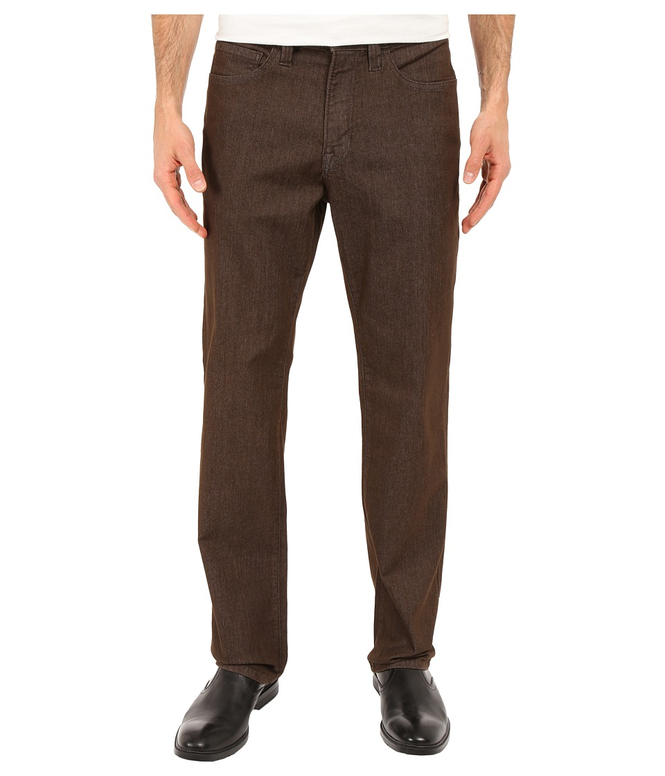 34 Heritage - Charisma Classic Fit in Brown Comfort 32 Inseam (Brown Comfort) Men's Casual Pants