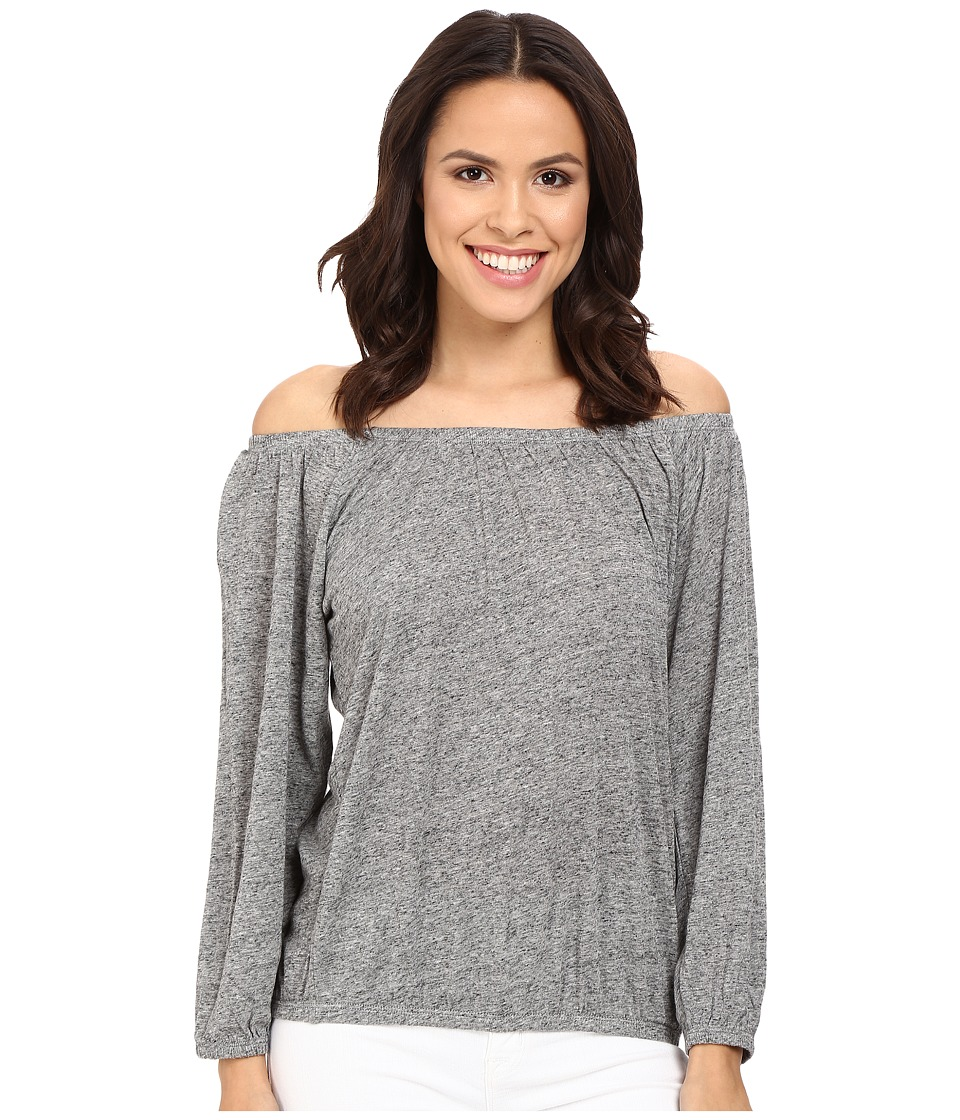 Joie - Bahati 5350-T4605 (Medium Heather Grey) Women's Blouse