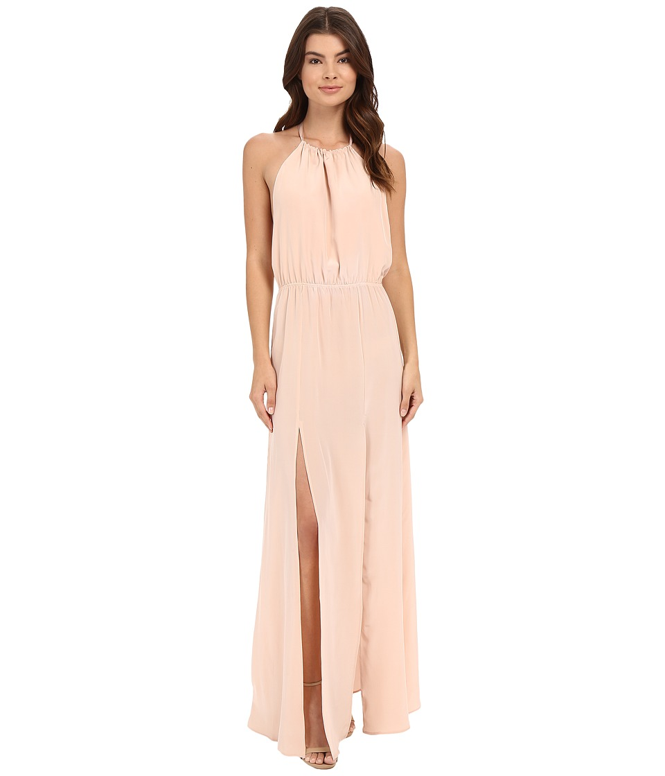 Stone Cold Fox Onyx Gown (Dusty Rose) Women