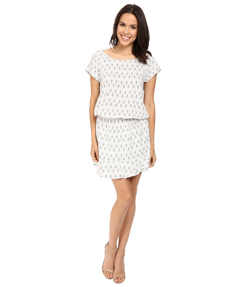 Joie - Quora 5206-D2462 (Porcelain/Soft Grey) Women's Dress