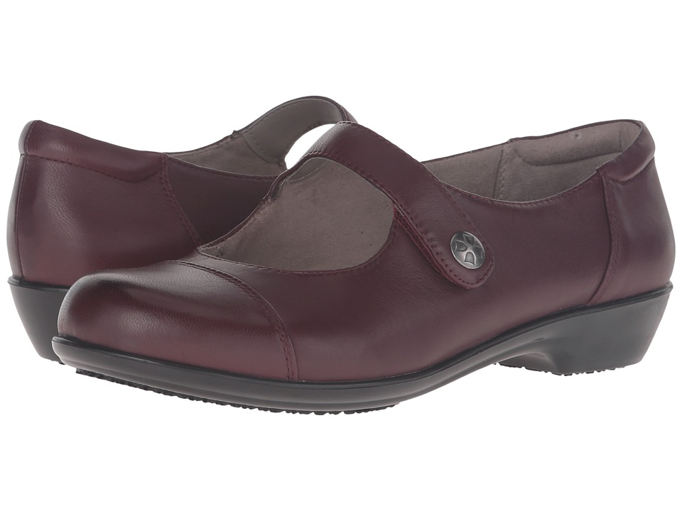 Naturalizer - Brazyn (Bordo Leather) Women's Shoes