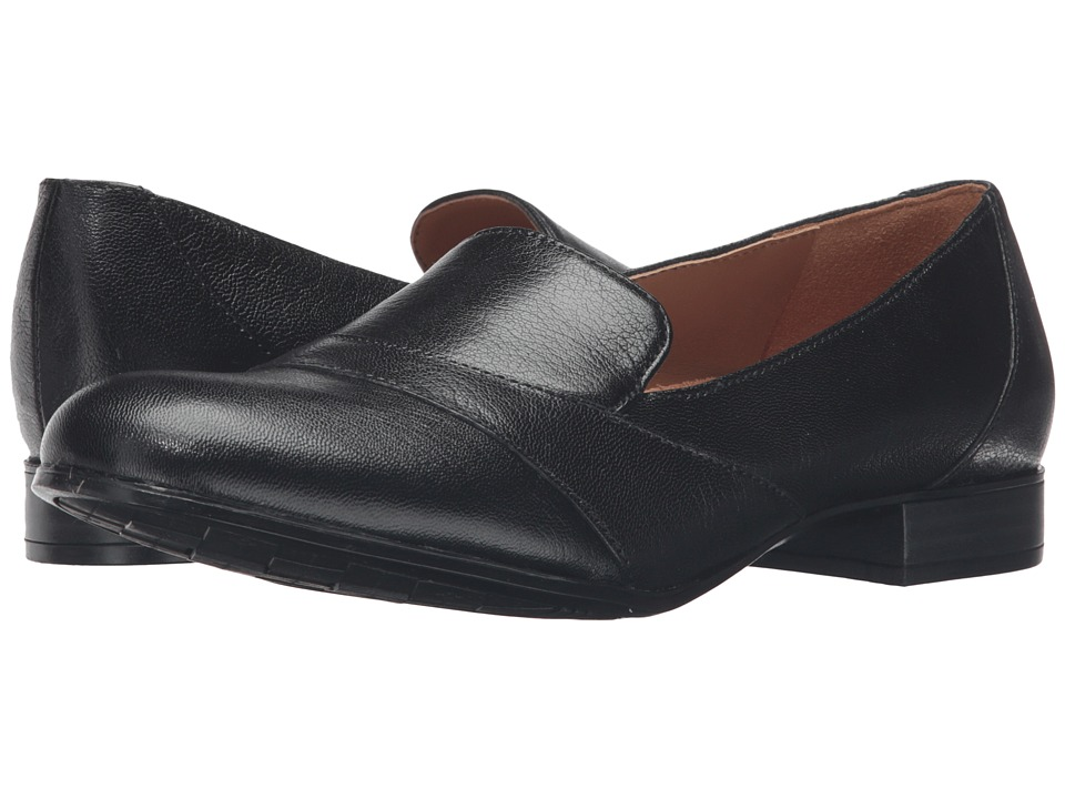 Naturalizer - Coretta (Black Leather) Women's Shoes