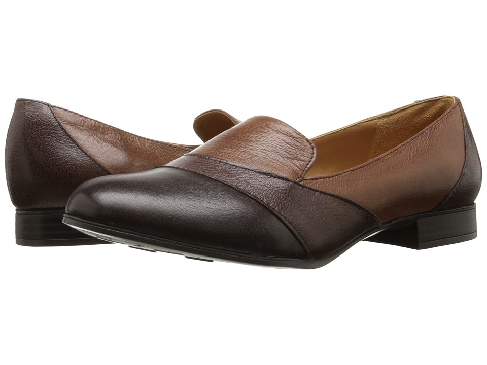 Naturalizer - Coretta (Banana Bread/Bridal Brown Leather) Women's Shoes