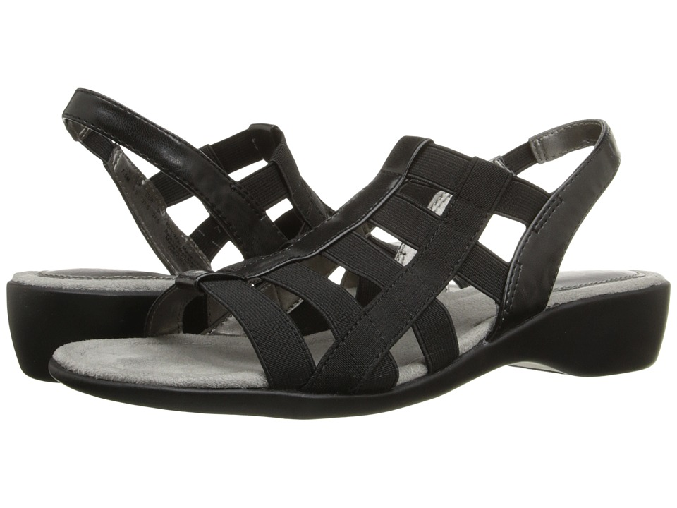 LifeStride - Theory (Black) Women's Shoes