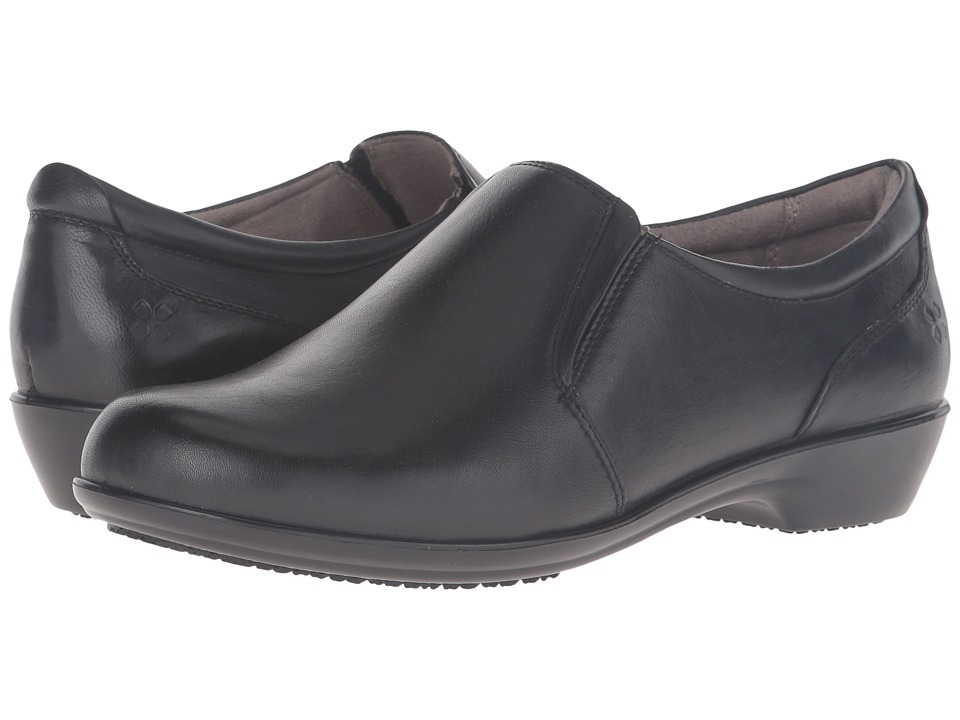 Naturalizer - Brody (Black Leather) Women's Shoes