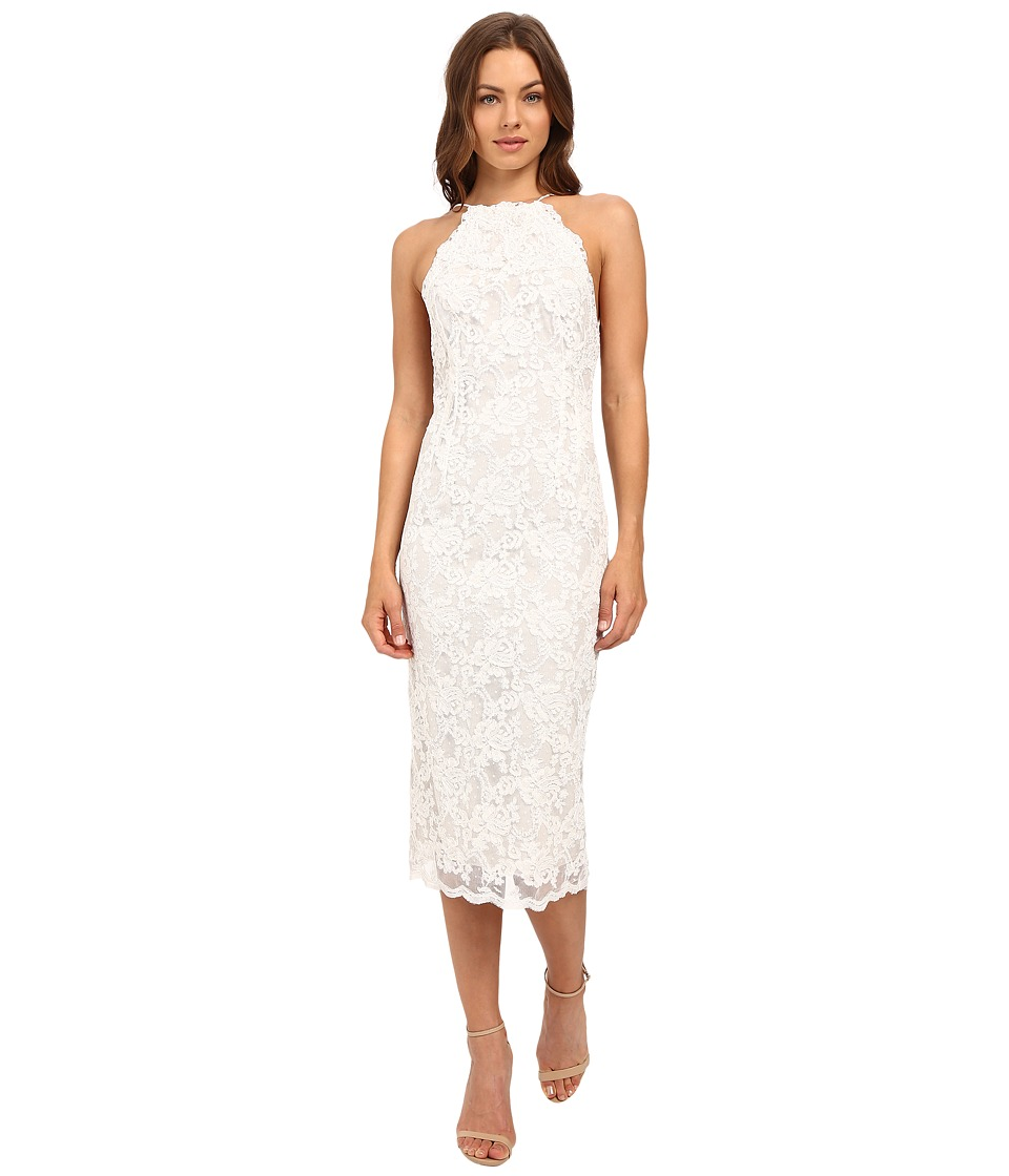 Stone Cold Fox - Clover Dress (White Chloe Chorded Lace) Women's Dress