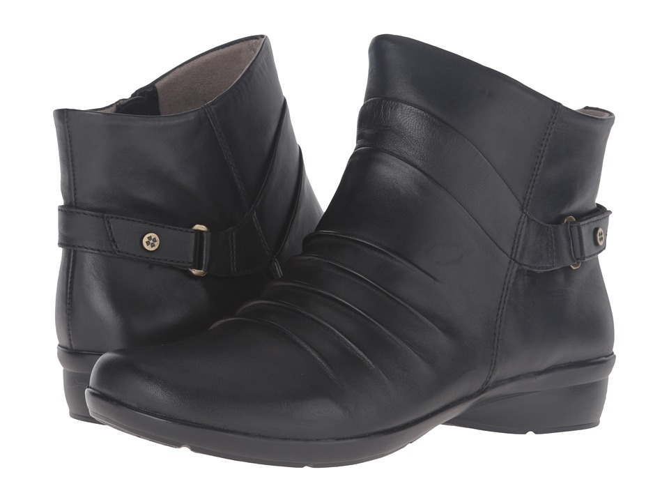 Naturalizer Caldo (Black Leather) Women