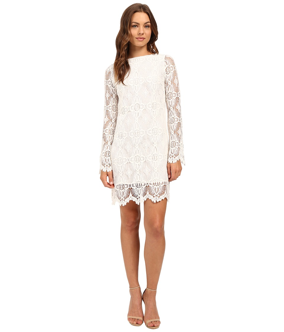 Stone Cold Fox Alice B Toklas Dress (Ivory Lace) Women