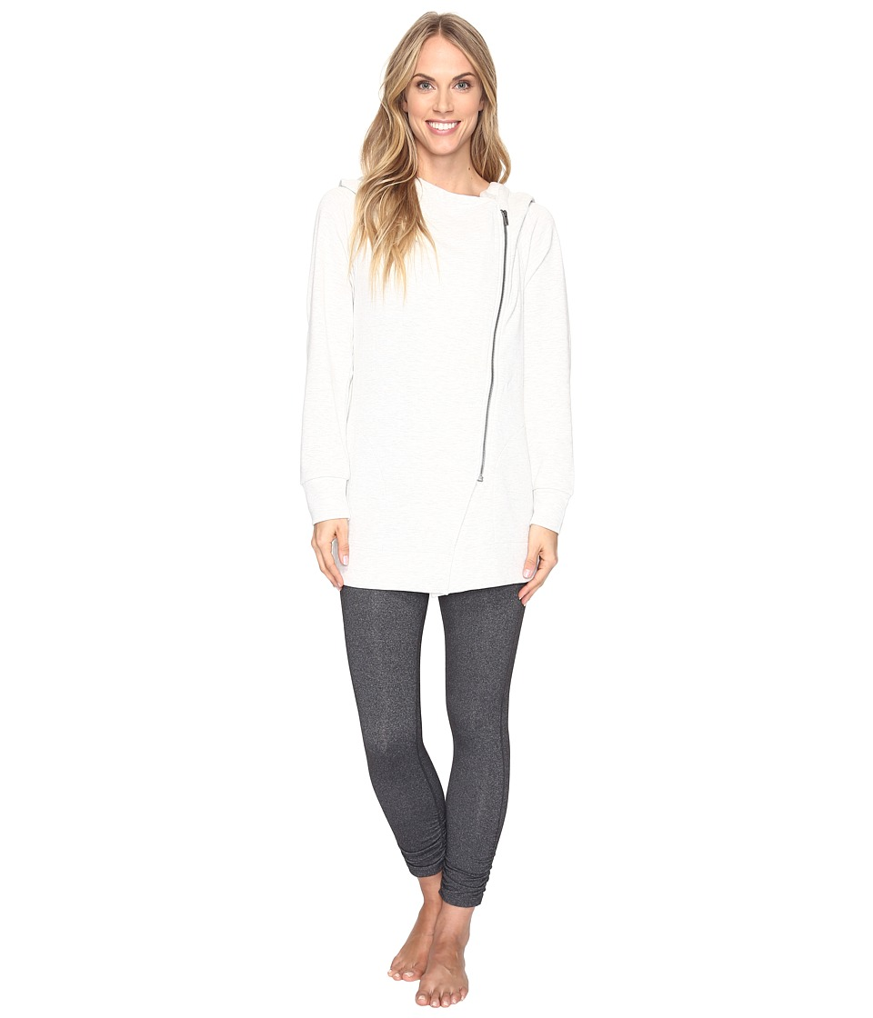 Lucy - Effortless Ease Jacket (Dove Grey Heather) Women's Coat