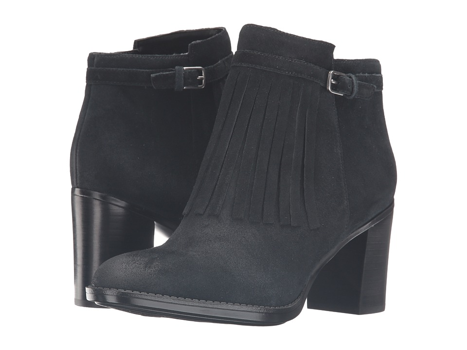Naturalizer Fortunate (Black Suede) Women