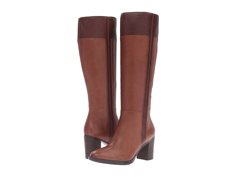 Naturalizer - Frances (Banana Bread/Bridal Brown Leather) Women's Boots