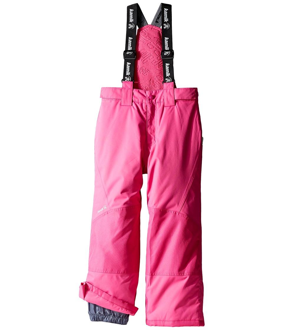 Kamik Kids - Harper Solid (Little Kids/Big Kids) (Violet Pink) Girl's Outerwear