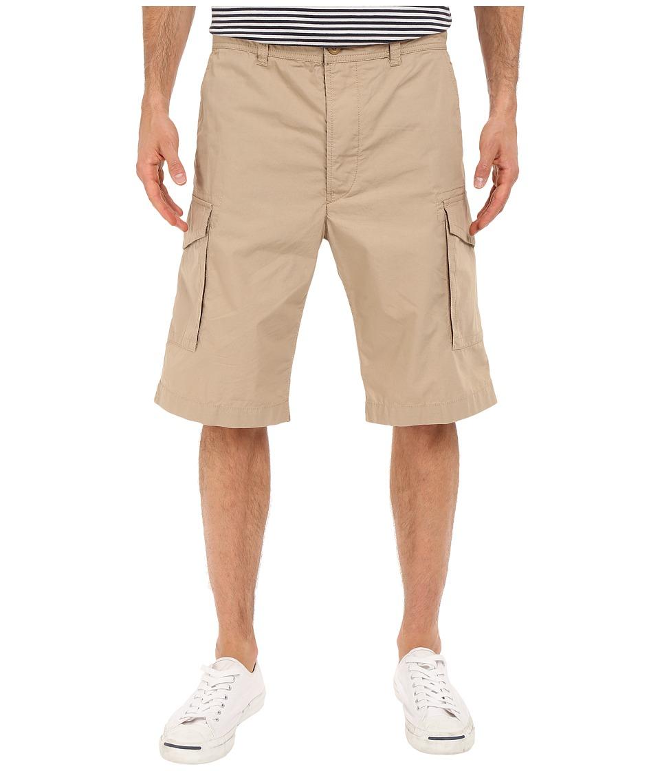 Diesel - P-Cooper Shorts (Silver/Mink) Men's Shorts