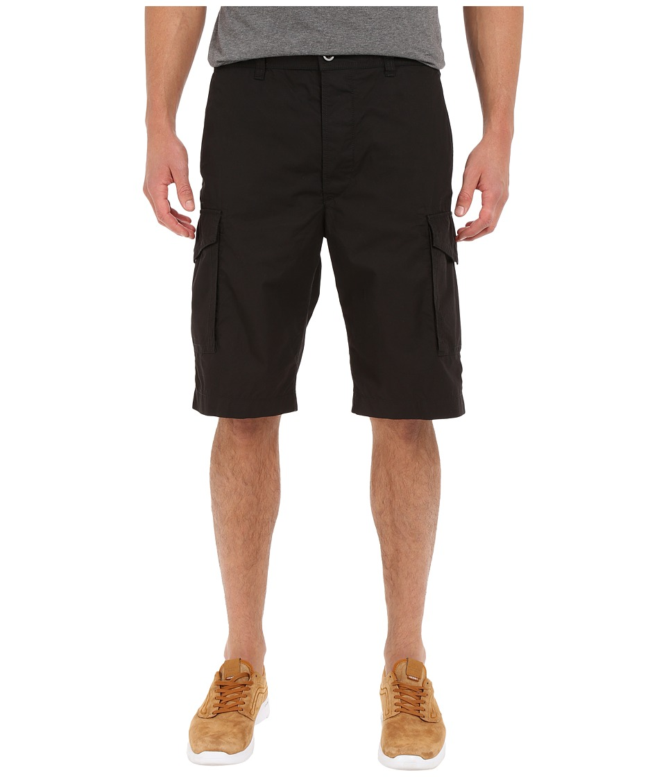 Diesel - P-Cooper Shorts (Black) Men's Shorts