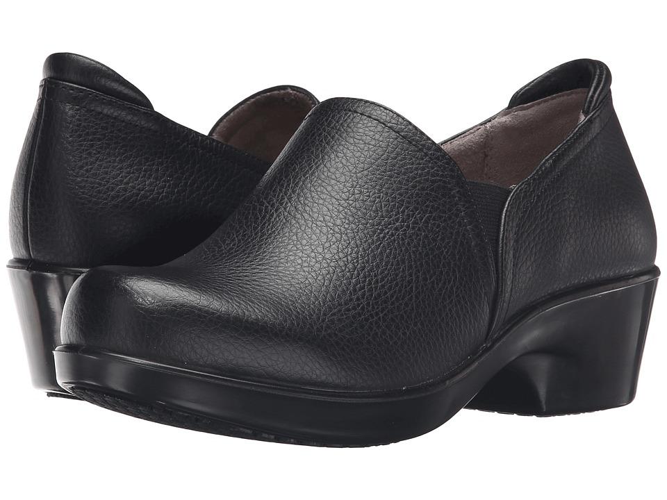 Naturalizer - Freeda (Black Tumbled Leather) Women's Shoes