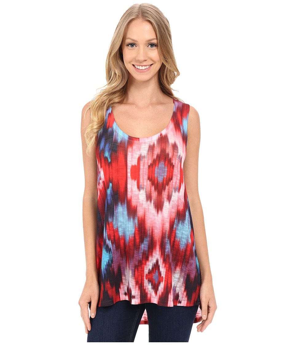 Nally & Millie - Aztec Print Tank Top (Multi) Women's Sleeveless