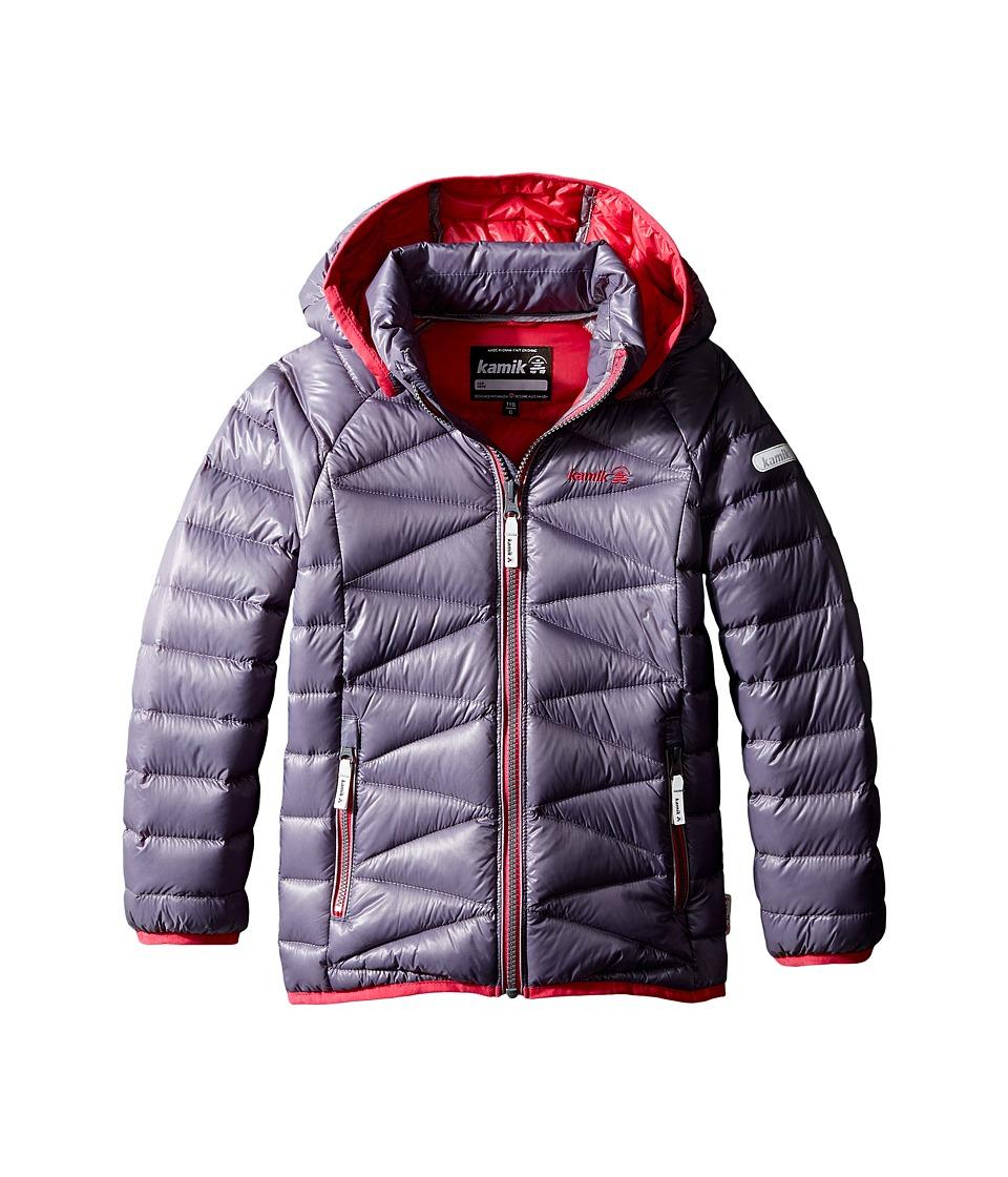 Kamik Kids - Adele Jacket (Infant/Toddler/Little Kids) (Folkstone) Girl's Coat