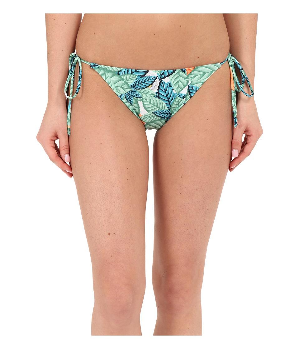 Mara Hoffman Side Tie Bottom Leaf Womens Swimwear