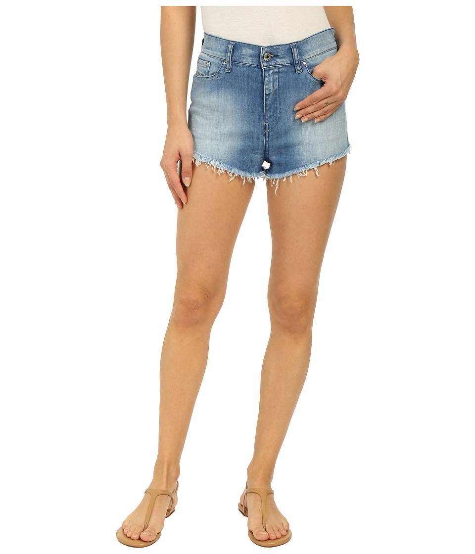 Diesel - De-Cynna-R Shorts (Denim) Women's Shorts