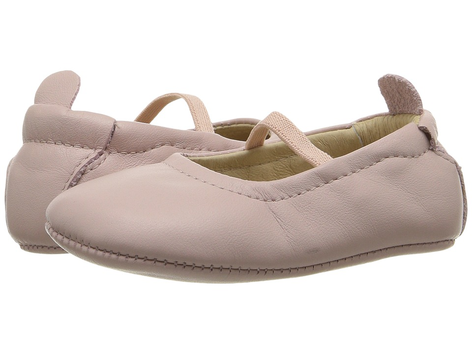 Old Soles - Luxury Ballet Flat (Infant/Toddler) (Powder Pink) Girls Shoes