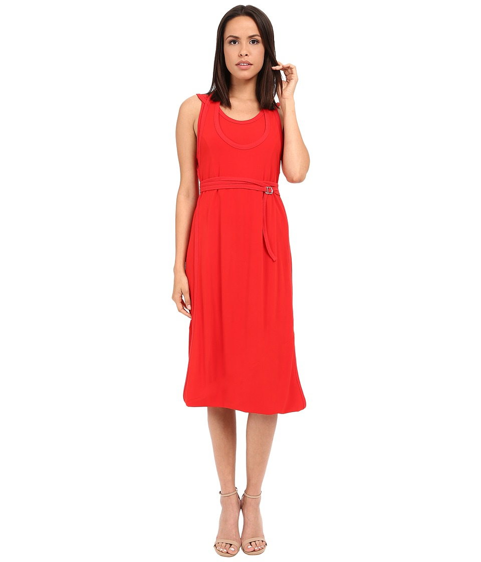 Diesel - D-Magritte Dress (Formula Red) Women's Dress