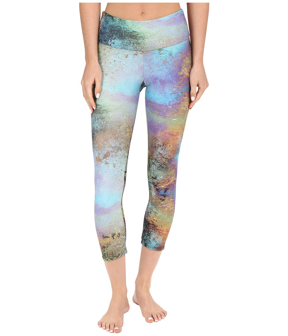 Onzie - Yellowstone Capri Pants (Yellowstone) Women's Capri