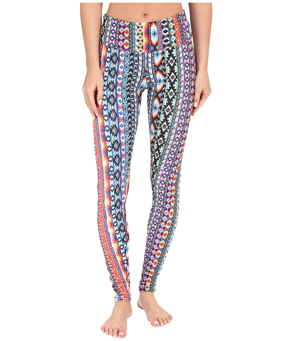 Onzie - Friendship Long Leggings (Friendship) Women's Casual Pants