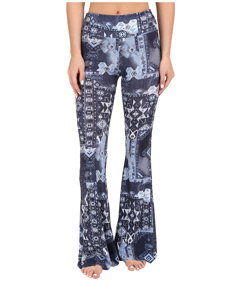 Onzie - Bell Pants (Azul) Women's Casual Pants