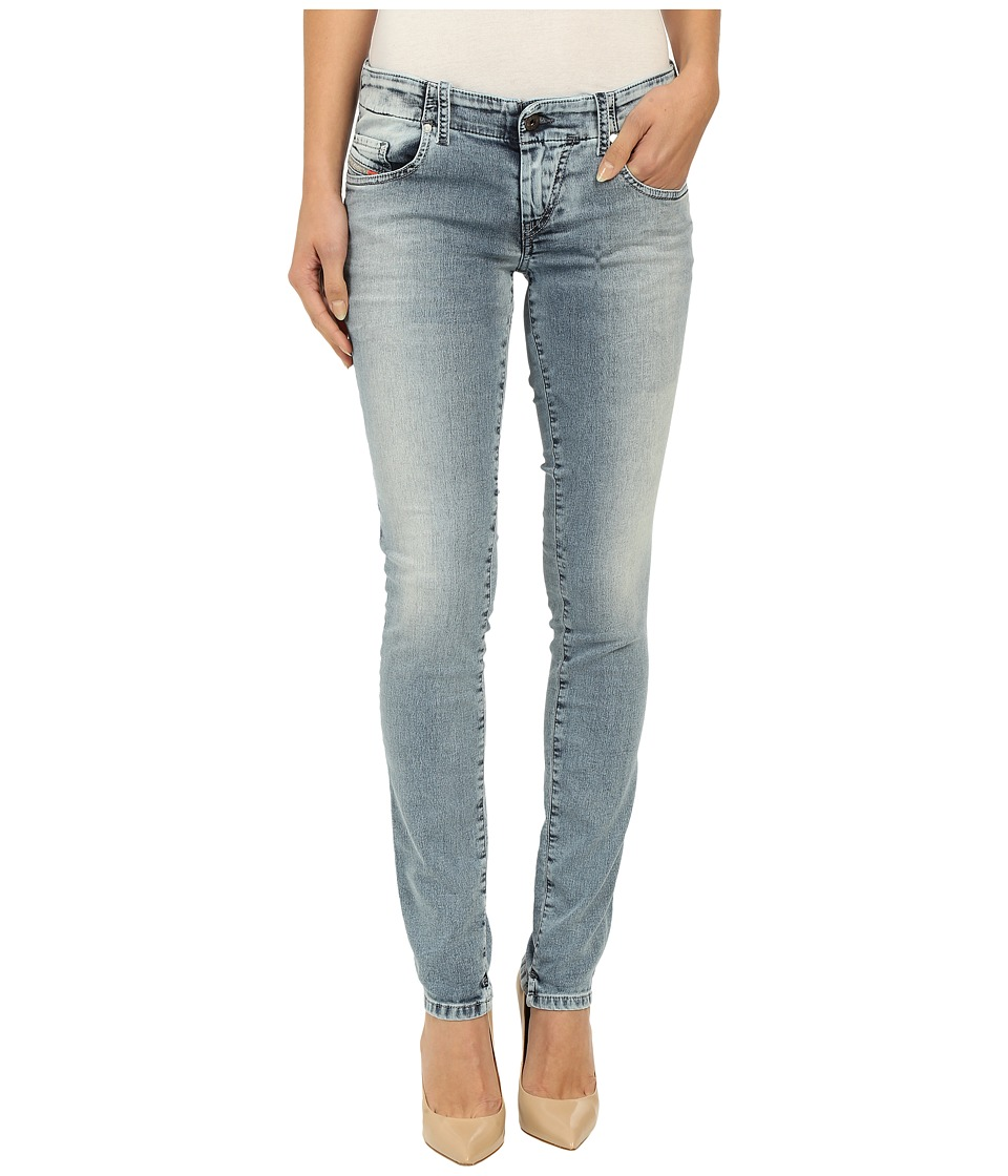 Diesel - Grupee-NE Sweat Jeans (Denim) Women's Jeans