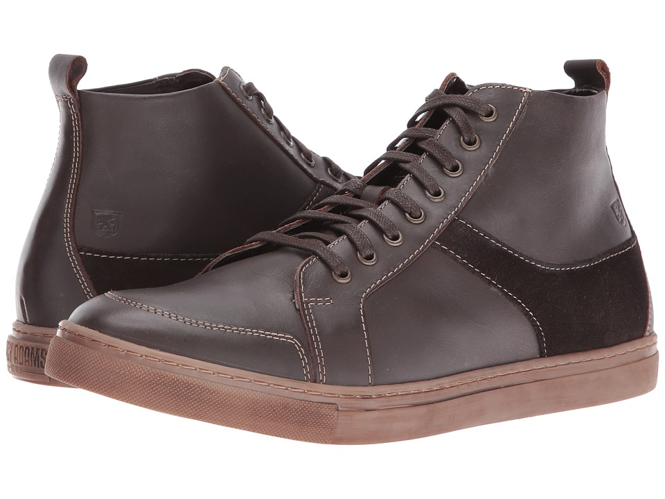 Stacy Adams - Winchell Moc Toe Lace Boot (Brown) Men's Lace-up Boots