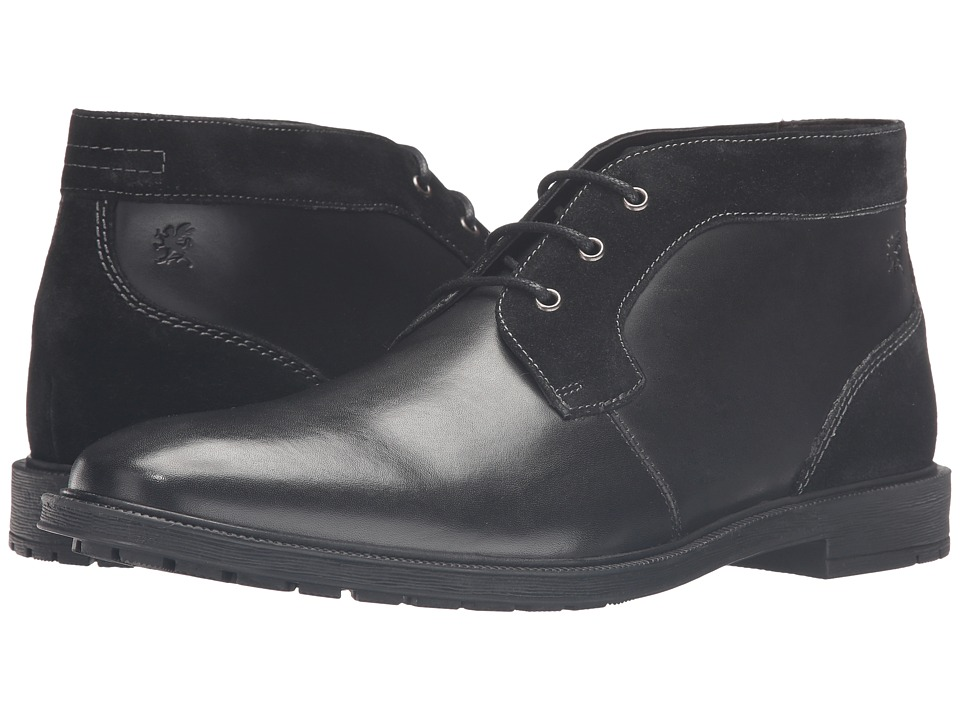 Stacy Adams Delaney Chukka Boot (Black) Men
