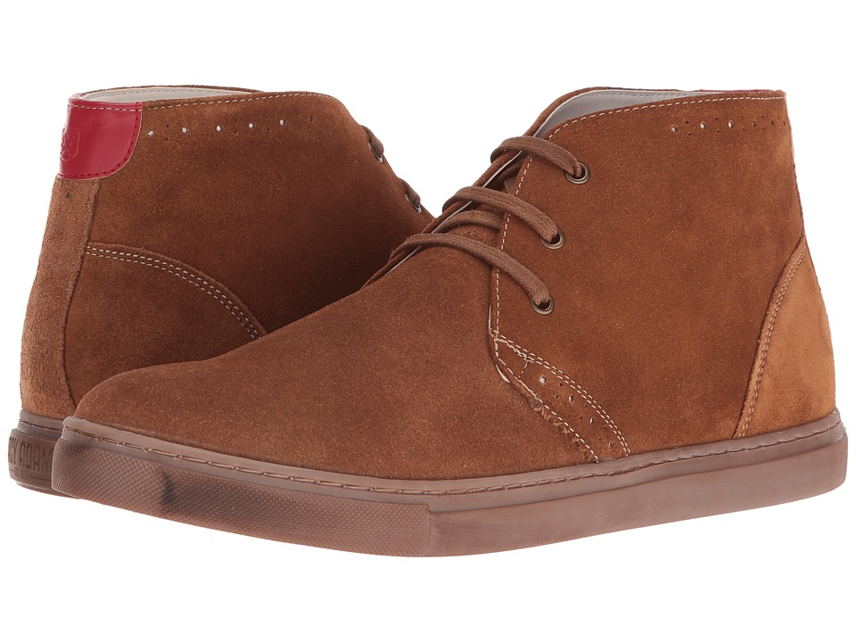 Stacy Adams - Wyler Chukka Boot (Tan Suede) Men's Boots
