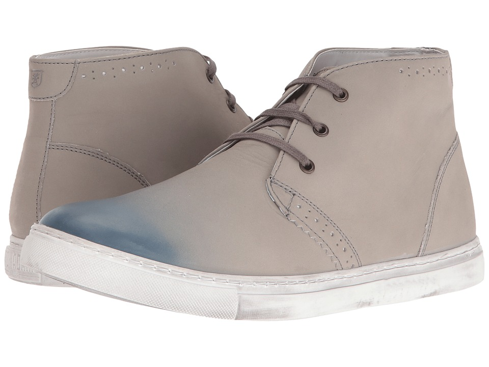 Stacy Adams - Wynton Chukka Boot (Gray/Navy) Men's Boots