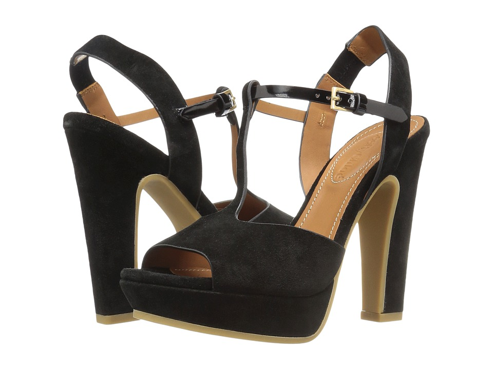See by Chloe SB27079 Nero-Vernice Goat High Heels