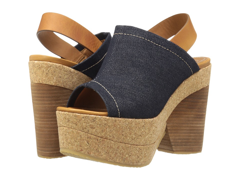 See by Chloe - SB27000 (Denim) High Heels