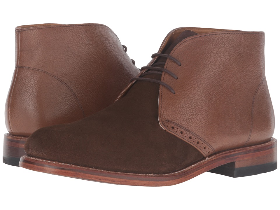 Stacy Adams - Madison II Chukka Boot (Tan) Men's Boots