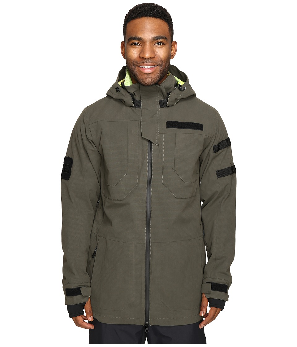 686 - M16 Taclite Jacket (Dark Army) Men's Coat