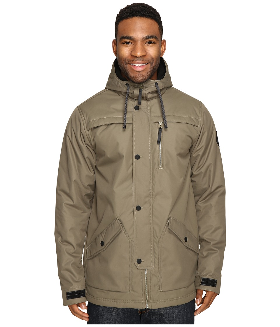 686 - Parklan Flight Insulated Jacket (Tobacco) Men's Coat