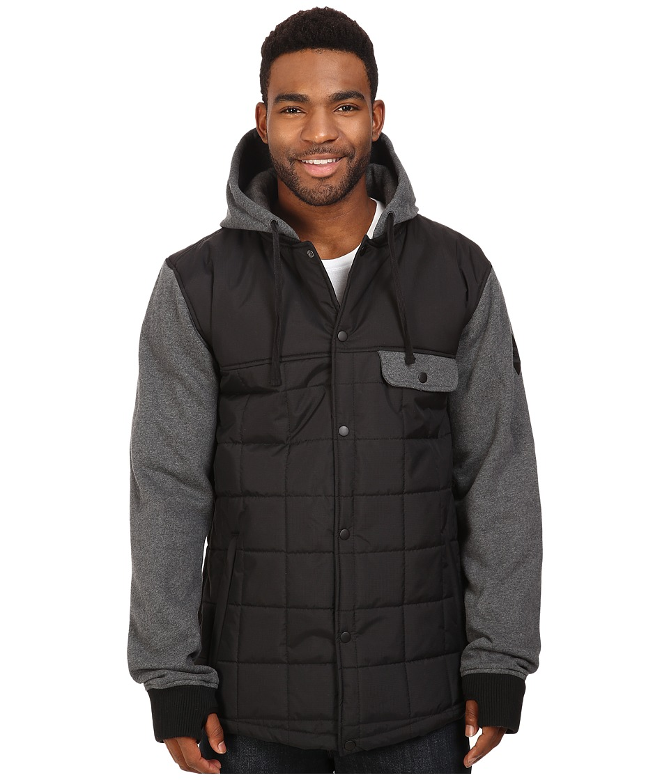 686 - Parklan Bedwin Insulated Jacket (Black) Men's Coat